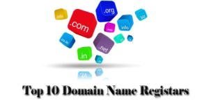 Top 10 Domain Name Registrar
