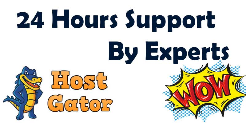 HostGator Support team