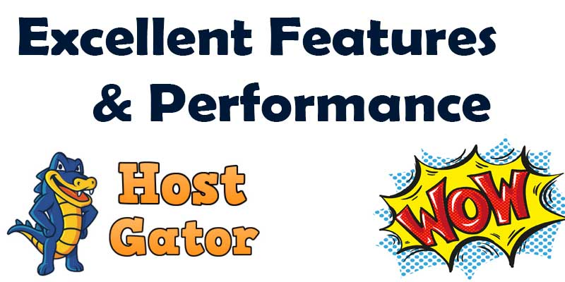 Hostgator high performance