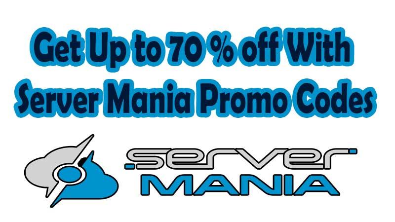 ServerMania Promo Codes